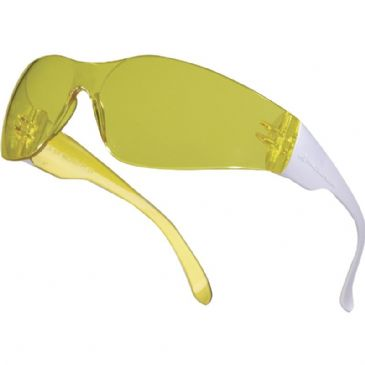 Delta Plus Brava2 Yellow Safety Specs